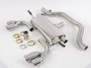 Náhled: Sportovní výfukový systém na Audi TT 8J
