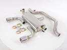 Náhled: Sportovní výfukový systém na Audi TT typ 8J