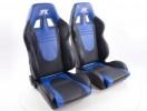 Náhled: Sportovní sedačky Racecar